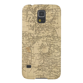 British Isles 5 Galaxy S5 Case