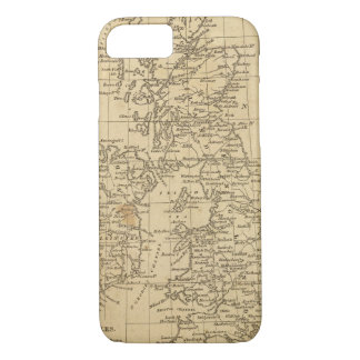 British Isles 5 iPhone 8/7 Case