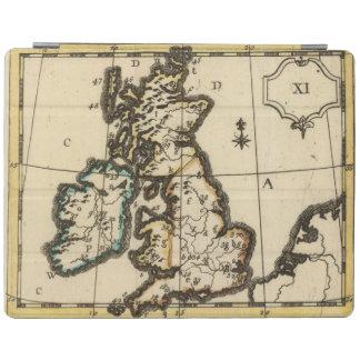 British Isles 7 iPad Cover