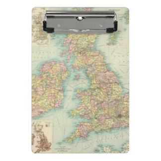 British Isles political map Mini Clipboard