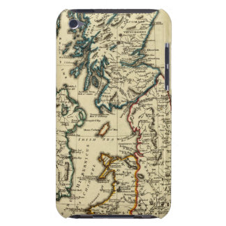 British Isles with boundaries outlined iPod Touch Cover