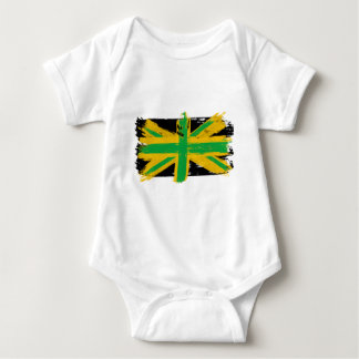 British Jamaican Baby Bodysuit