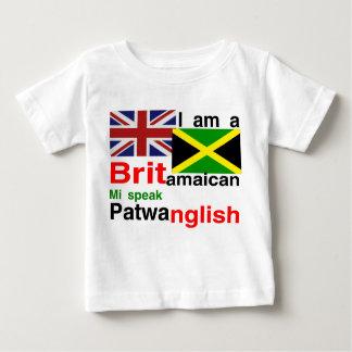 British jamaican baby T-Shirt