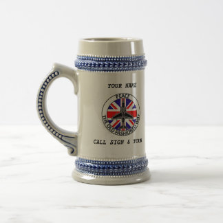 BRITISH JTAC BEER STEIN BEER STEINS