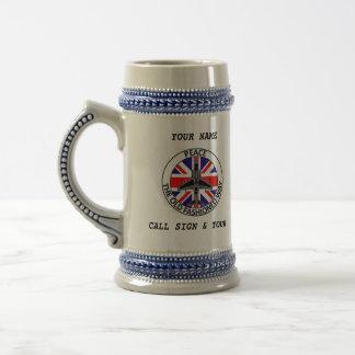 BRITISH JTAC BEER STEIN BEER STEINS