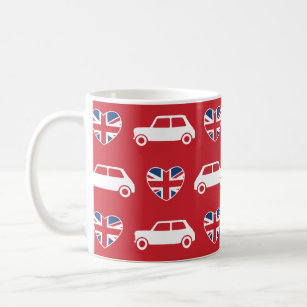 Mini Cooper Coffee & Travel Mugs | Zazzle UK