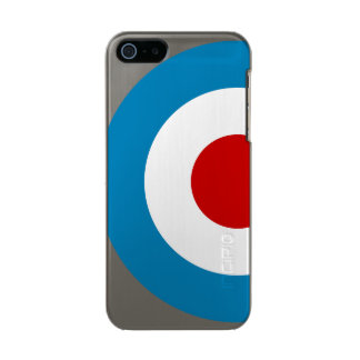 British Mod Target Design Incipio Feather® Shine iPhone 5 Case