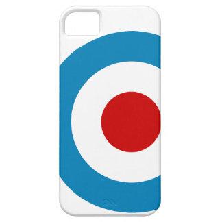 British Mod Target Design iPhone 5 Case