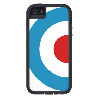 British Mod Target Design iPhone 5 Cover