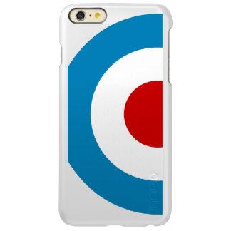 British Mod Target Design iPhone 6 Plus Case