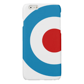 British Mod Target Design iPhone 6 Plus Case