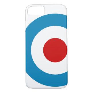 British Mod Target Design iPhone 7 Case