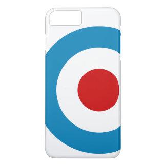 British Mod Target Design iPhone 7 Plus Case