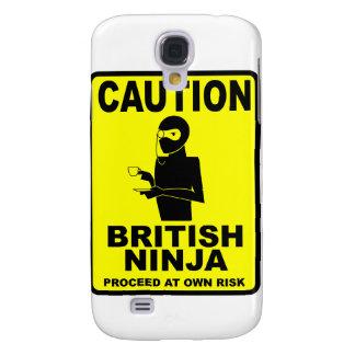British Ninja iPhone case
