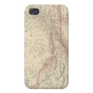 British North America 2 Case For The iPhone 4