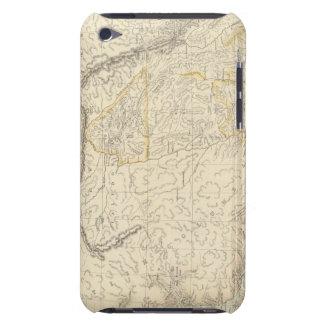 British North America 2 iPod Touch Case-Mate Case