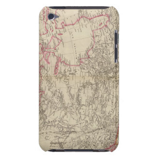 British North America 3 iPod Touch Covers