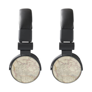 British North America 5 Headphones