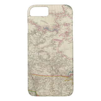 British North America 5 iPhone 8/7 Case