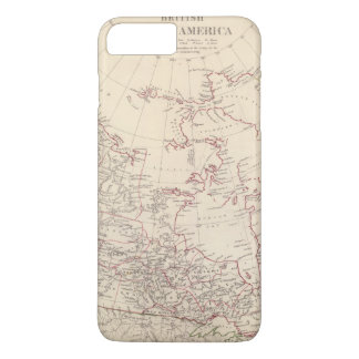 British North America iPhone 8 Plus/7 Plus Case