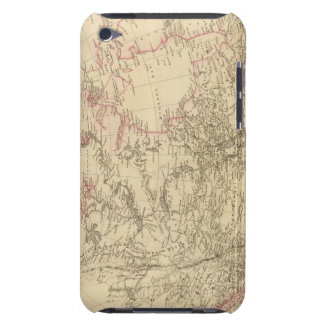 British North America iPod Touch Case