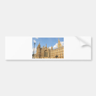British Parliament Bumper Sticker