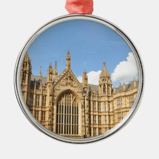 British Parliament Christmas Ornament