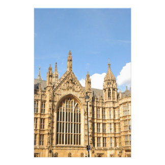 British Parliament Stationery
