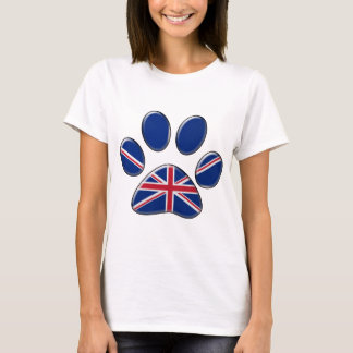 British patriotic cat T-Shirt
