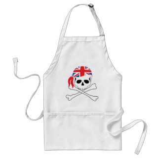 British Pirate Standard Apron