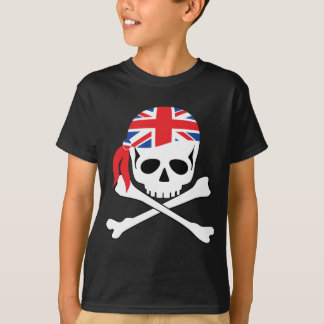 British Pirate T-Shirt