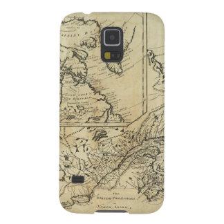 British Possessions in North America 2 Galaxy S5 Case