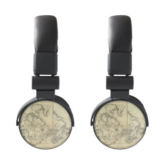 British Possessions in North America 2 Headphones