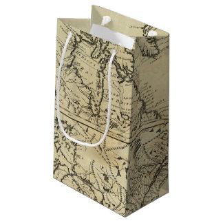 British Possessions in North America 2 Small Gift Bag