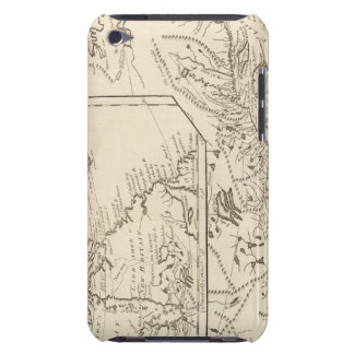 British Possessions in North America iPod Touch Cover