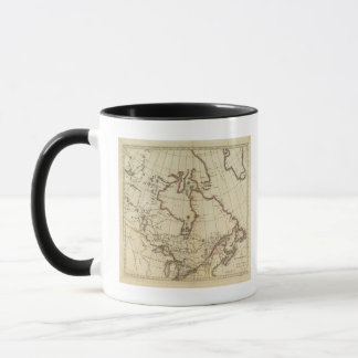 British Possessions in North America Mug