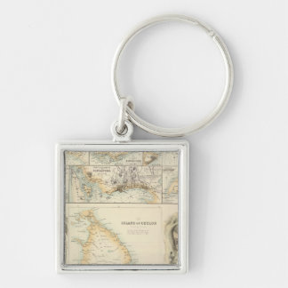 British Possessions in the Indian Seas Key Ring