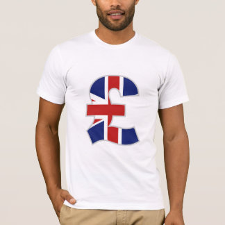 British Pound T-Shirt