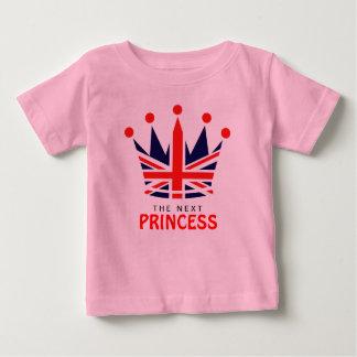 British Princess Crown T-shirts