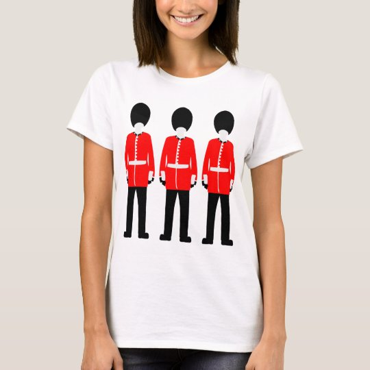 British Queen's Guard T-Shirt