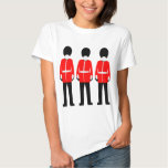 British Queen's Guard T-shirts