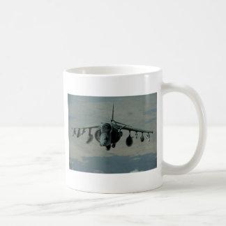British RAF GR-9 Harrier Basic White Mug