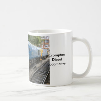 British Rail Class 33 Diesel Train Mug