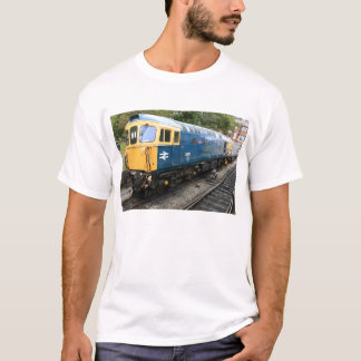 British Rail Class 33 Diesel Train T-Shirt