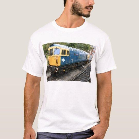 British Rail Class 33 Diesel Train T-Shirt