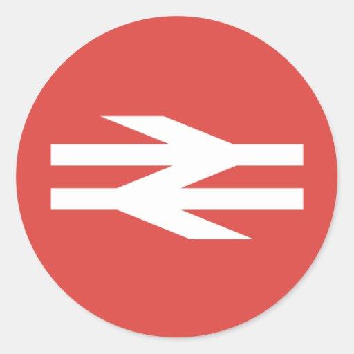 British Rail Vintage Logo Sticker
