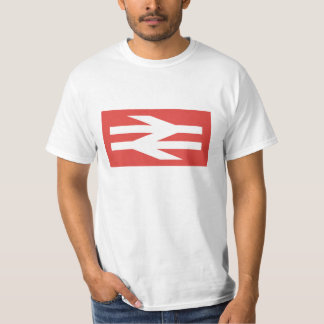 British Rail Vintage Logo T-Shirt