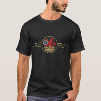 "British Railways ""Ferret and Dartboard"" Crest T-Shirt"