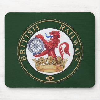 British Railways Vintage Sign Mousepad