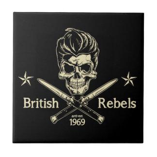 British Rebels Tile